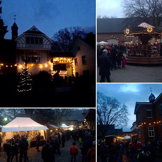 Einmal zum Birkhof auf den Weihnachtsmarkt und zurück