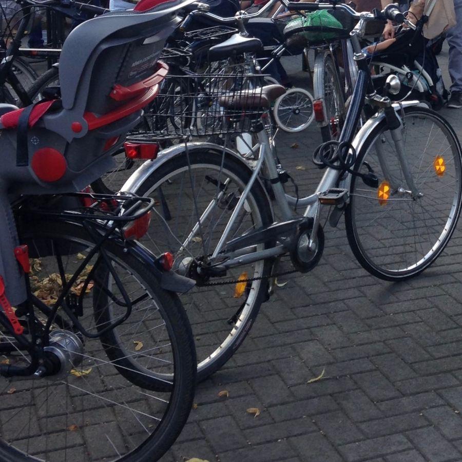 Fahrrad gesucht? Fahrradversteigerung besuchen.
