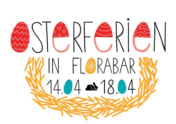 Osterferien in der Florabar