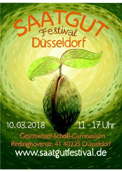 Saatgutfestival im Geschwister-Scholl-Gymnasium
