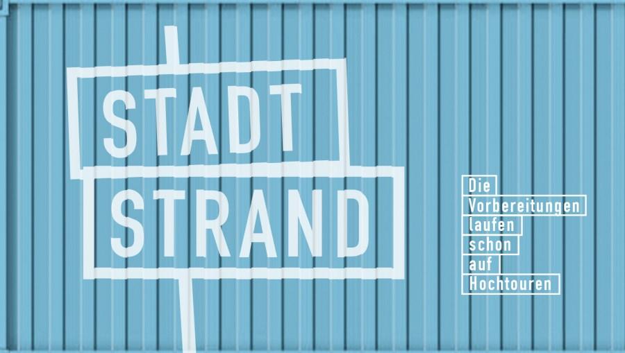 Der geheimnisvolle Stadtstrand — Bald in Düsseldorf!