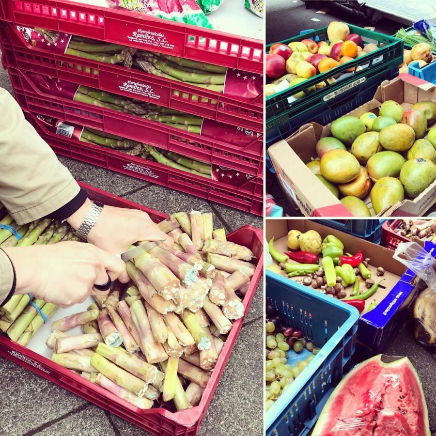 Foodsharing – Lebensmittel teilen statt wegwerfen.