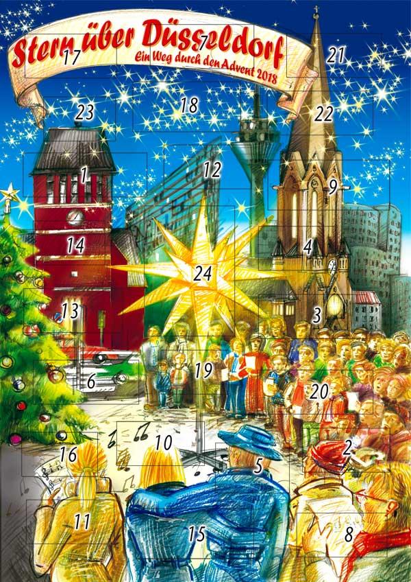 Lebendige Adventskalender 2018