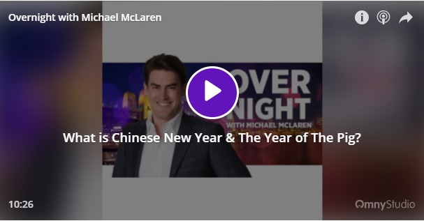 What is Chinese New Year & The Year of The Pig