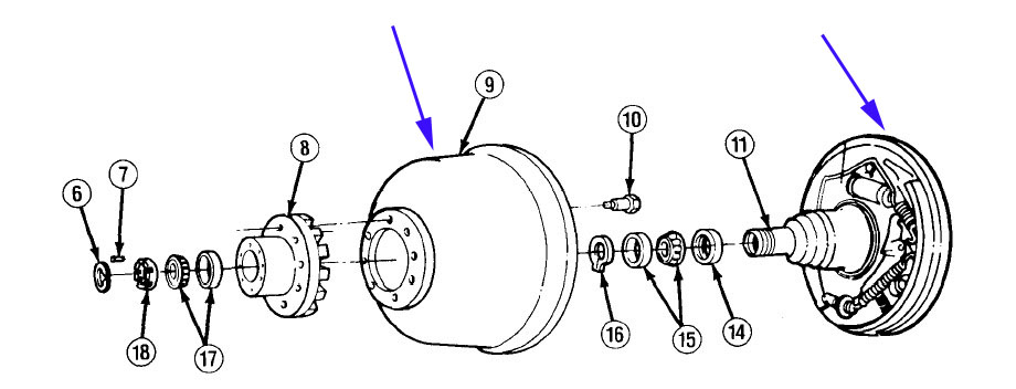Gm 10 Bolt Differential Exploded Diagram Html