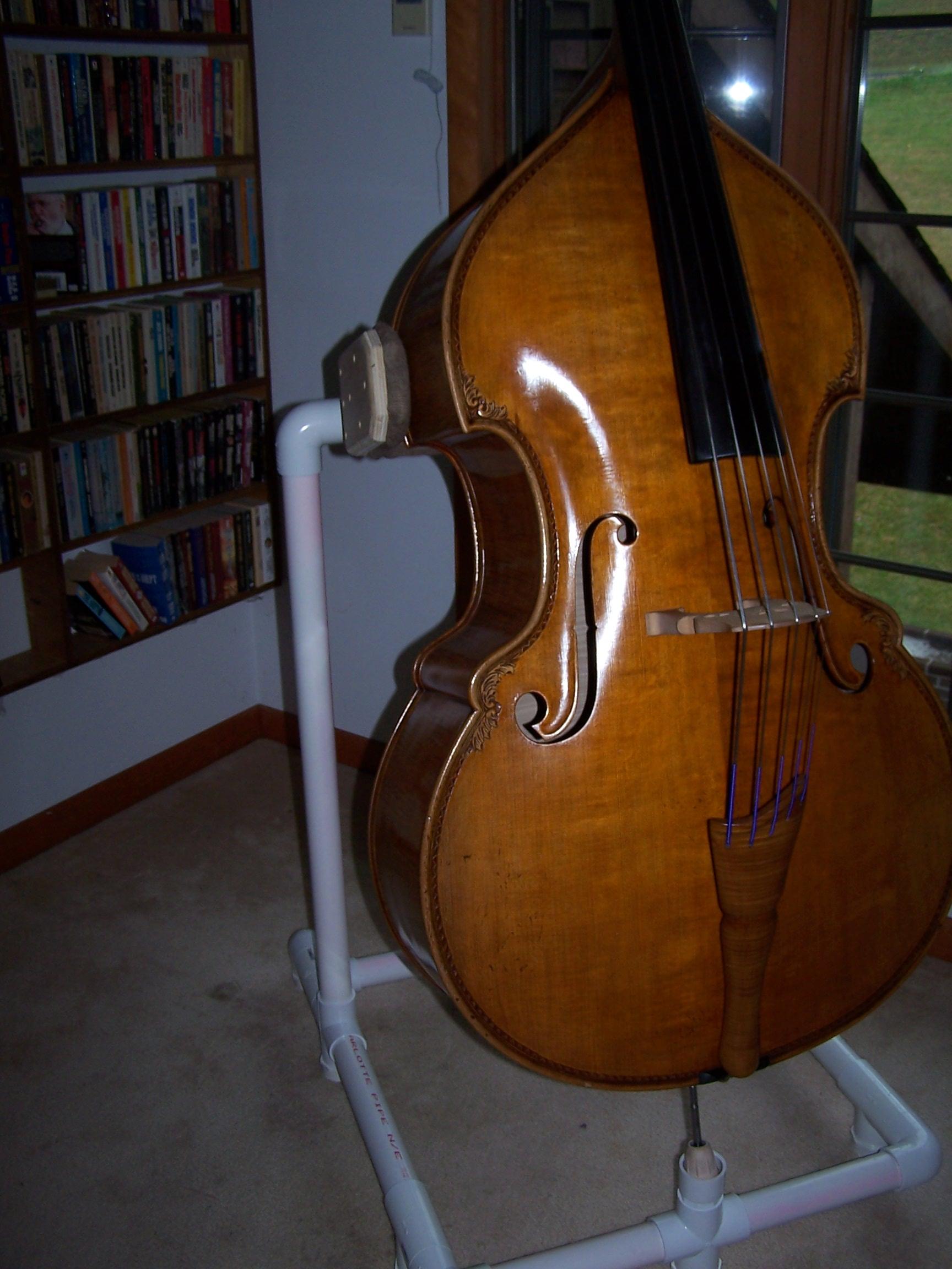 Bill Bentgen  Bass Stand