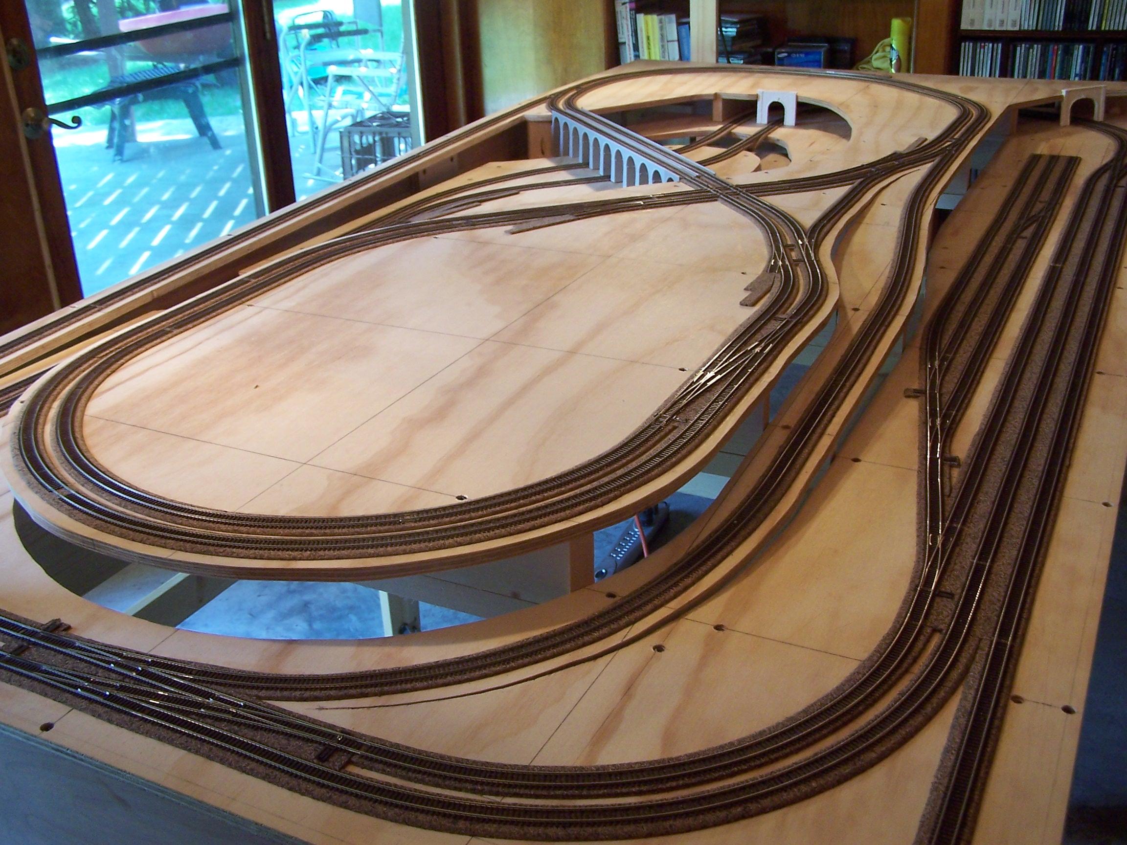 Bill Bentgen  Model Railroad