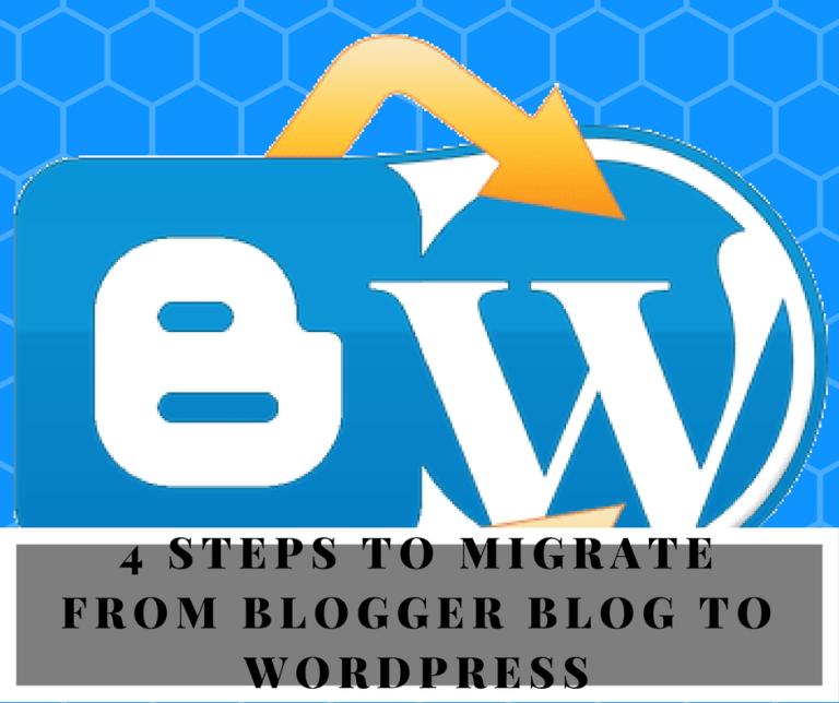 4MigrateWPBlogger
