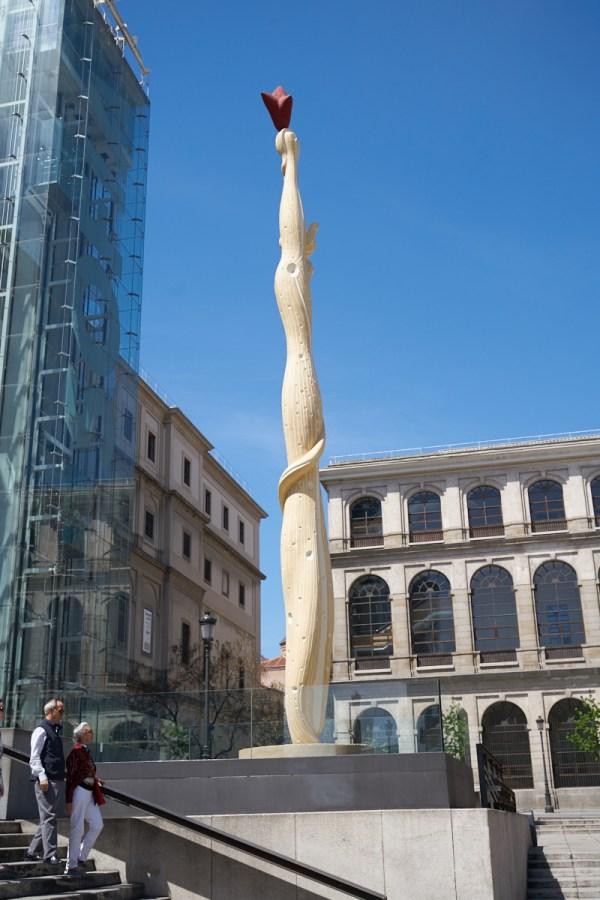 Part 8 Madrid Day 5 - Reina Sofia Museum 20170415