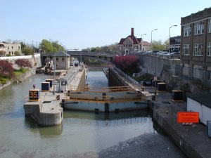 Locks at Lockport