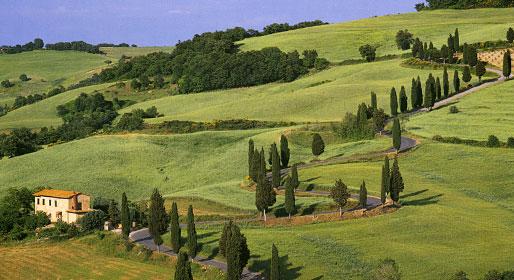 Paesaggi Rurali Toscana