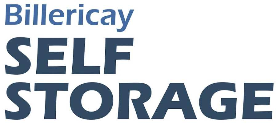 Billericay Self Storage Logo