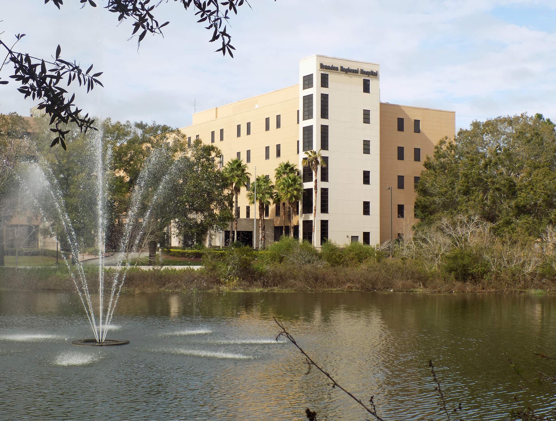 Brandon Regional Hospital  Biller Reinhart Engineering
