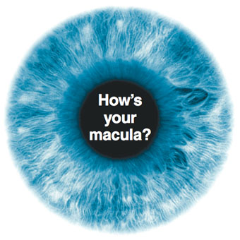 How's your macula?