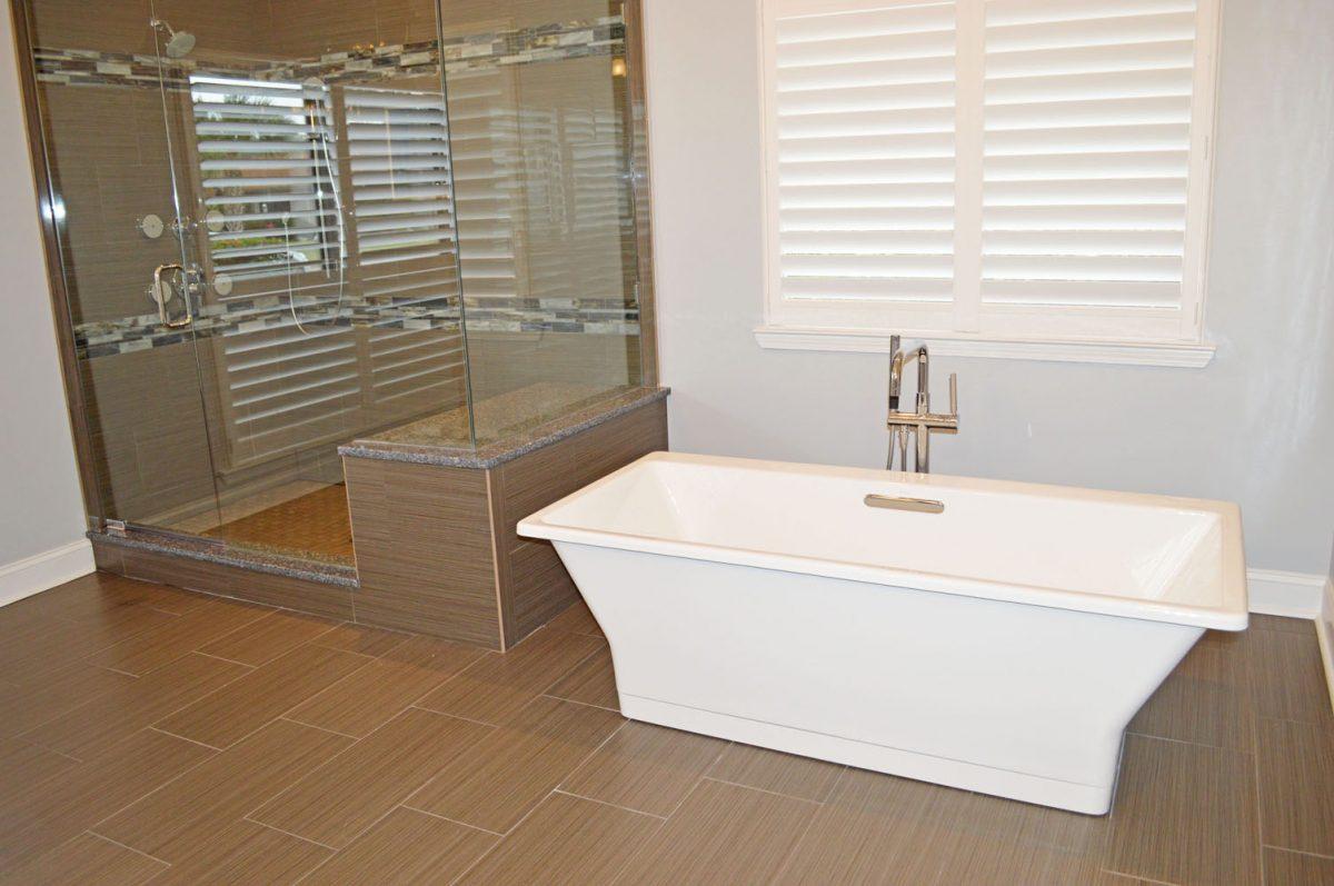 Bathroom Remodel Jacksonville