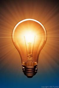Lit Light Bulb Idea | www.pixshark.com - Images Galleries ...