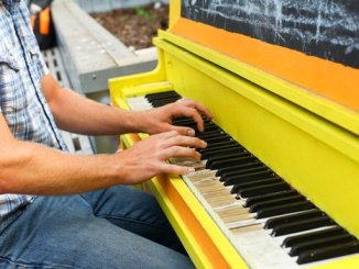 Public Pianos In Midland?