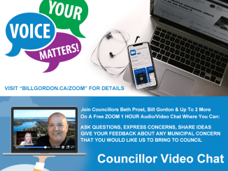 Stay Connected With Your Councillors