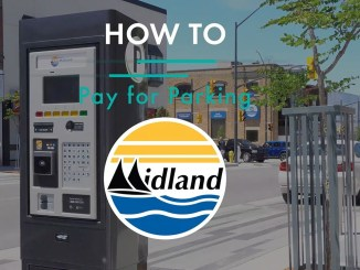 Parking Kiosks Midland