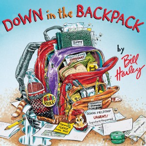 Down in the Backpack album cover