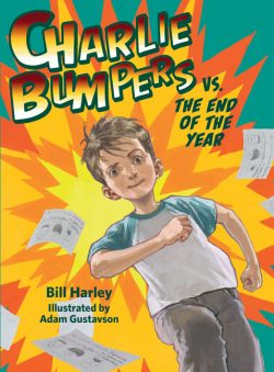 Charlie Bumpers vs the End of the Year book cover