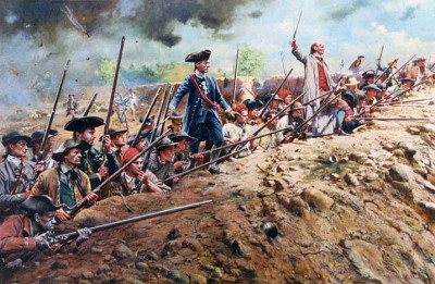 Revolutionary War and Covenant Theology