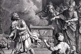king uzziah incense