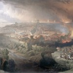 siege of Jerusalem - for the temple