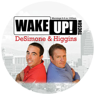Wake Up Tucson – Chris DeSimone