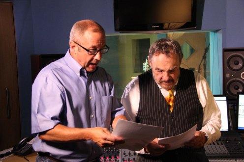 John Rhys-Davies & Brian Blessed