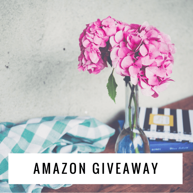 March Amazon Giveaway