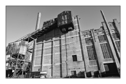 White Bay Power Station, Rozelle NSW.