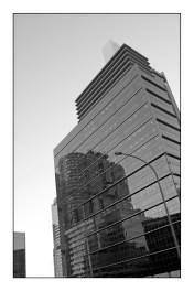 City glass.