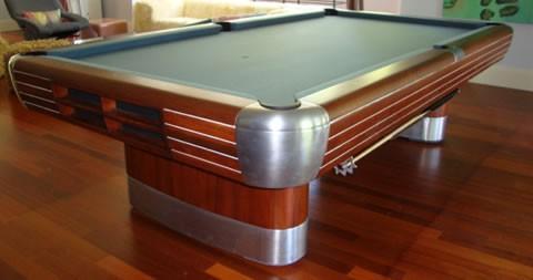 Brunswick Balke Collender Cos The Anniversary billiard