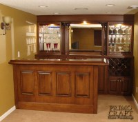 Build-Your-Own Bar - Billiards and Barstools Gallery ...