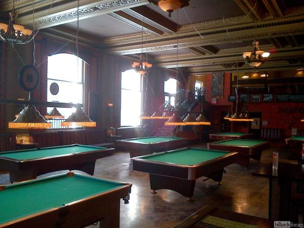 Locas Billiards Halifax