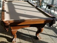 Eagle Claw Pool Table for Sale in Temecula, Ca