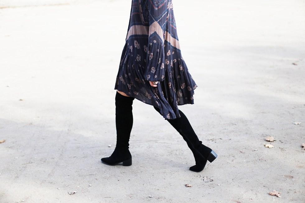billie-rose-blog-free-people-dress-bohemian-outfit-zalando-paris-7