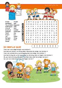 Puzzel Kinder Puzzel Boek