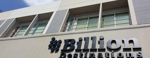 สถานที่ตั้ง บริษัท บิลเลี่ยน เดสติเนชั่น จำกัด