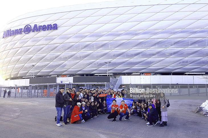 Tour Munich, Germany