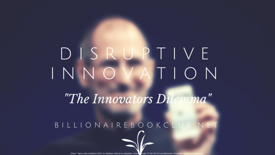 Disruptive Innovation: Your Unfair Advantage