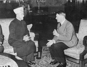 Haj Amin al Husseini and Adolf Hitler