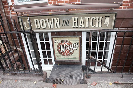 down the hatch nyc