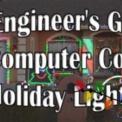 Christmas Lights Wiring Diagram Forums 4 Pin To 7 Trailer Adapter The Engineer S Guide Diy Computer Controlled Holiday