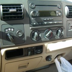 2004 Ford F150 Stereo Wiring Diagram Directv Multiple Receivers Installing Upfitter Switches - 2005-2007 Superduty