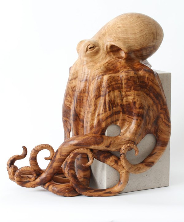 Animal Wood Carving Sculpture