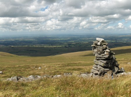 Cold Fell Summit