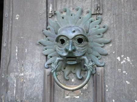 Sanctuary Knocker of Durham Cathedral