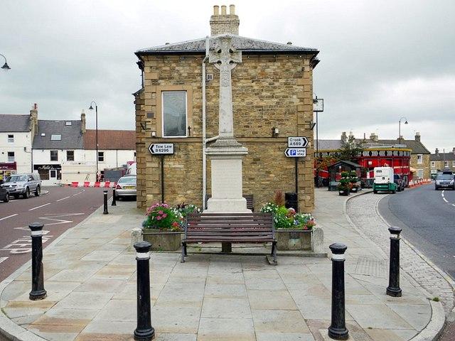 Wolsingham Market Place